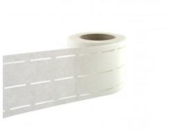 Perfobande blanc - 80 mm