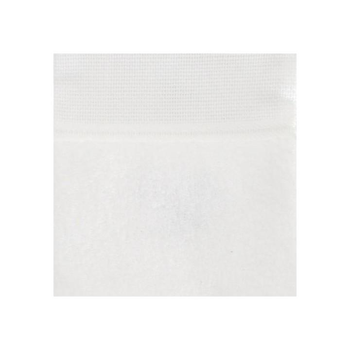 Peignoir à broder blanc RICO