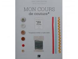 Livre Mon cours de couture