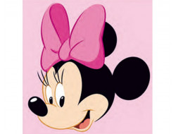 Kit canevas Minnie Mouse Disney