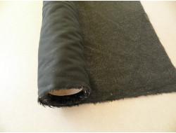 Entoilage percale thermocollant noir