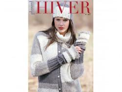 Magazine tricot N°105, hiver - Laines Plassard