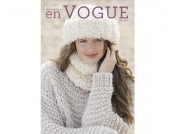 Magazine tricot N°107, en Vogue - Laines Plassard