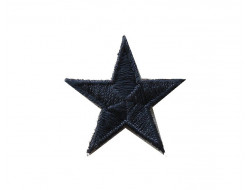 Écusson thermocollant étoile marine