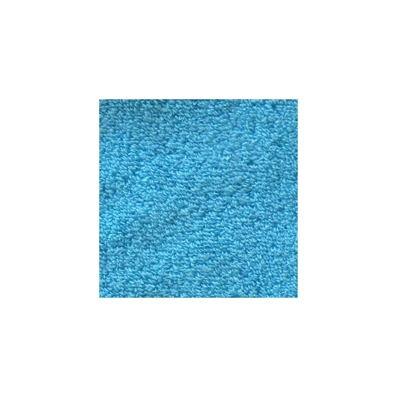 drap de douche broder bleu 70x140 rico mercerie floriane. Black Bedroom Furniture Sets. Home Design Ideas