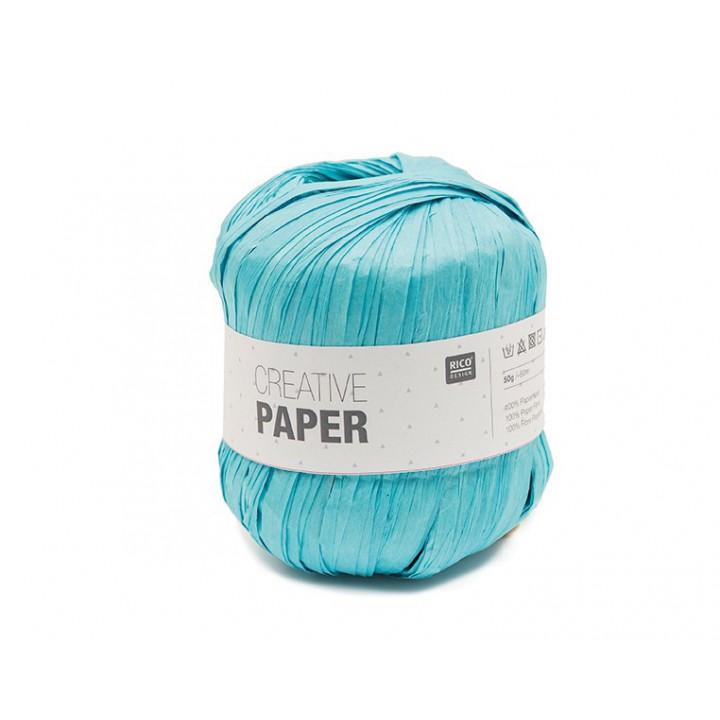 Fil Creative Paper Rico 100% Papier fibré