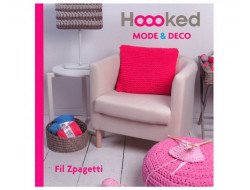 Hoooked mode et déco - Fil Zpagetti