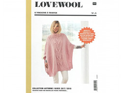 Catalogue Lovewool n°5 - Rico