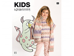 Catalogue Kids Handknitting 05 - Rico