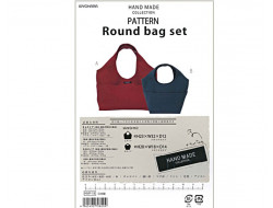 Patron Round bag set - Kiyohara