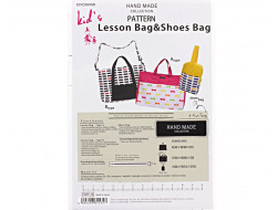 Patron Lesson Bag & Shoes bag - Kiyohara