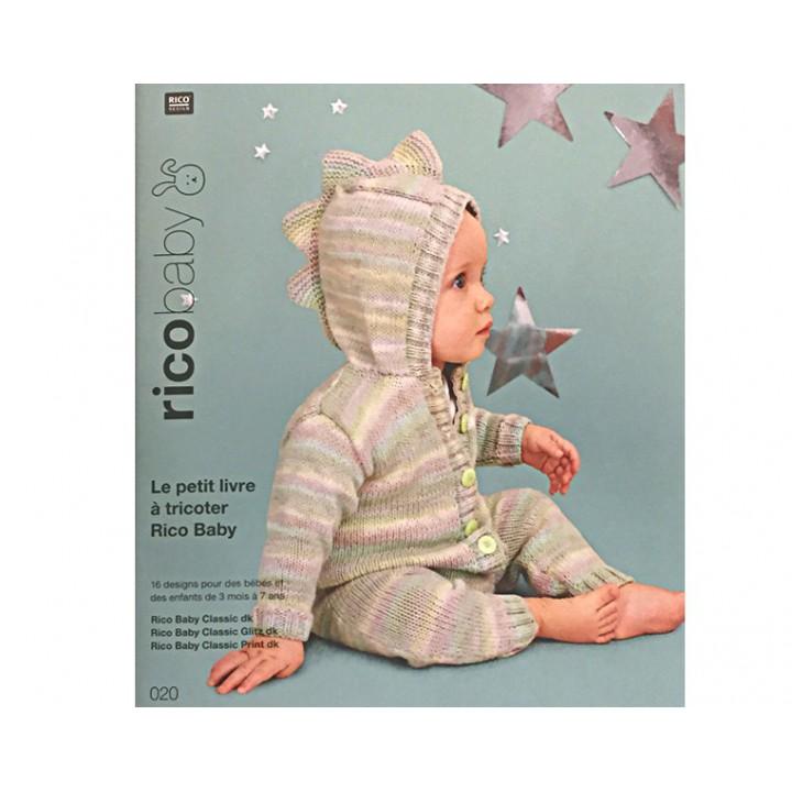 Catalogue tricot Rico Baby 020 - Rico