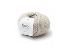 Fil Luxury Alpaca Superfine Aran - 63% alpaga, 37% polyamide - Rico