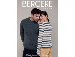 Magazine tricot N°04, Merinos 4-7, Bergère de France