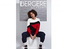 Magazine tricot N°05, Barisienne 7-12, Bergère de France