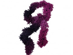 Fil Boa (100 gr) de Plassard 75% Acrylique 25% Polyester