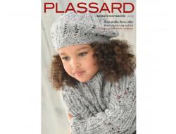 Magazine  tricot N°133 Tendance Enfant Hiver - Laines Plassard