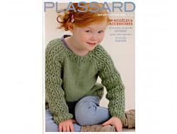 Magazine tricot N°136 Enfant Intemporel - Laines Plassard