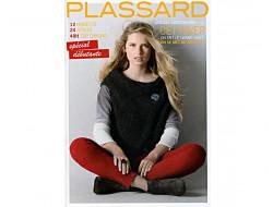 Magazine tricot N°135 spécial débutantes - Laines Plassard