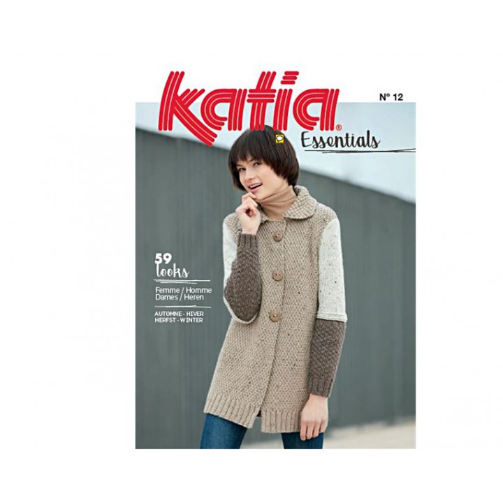 Magazine  N°12 Essentials - Katia
