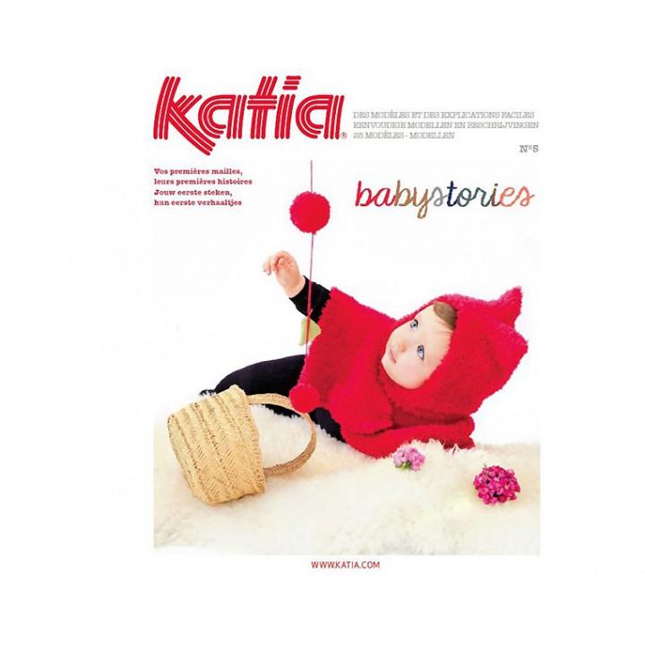 Magazine  Katia N°5 Babystories