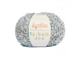 Fil Big chantilly Jaspé (50 gr) Katia - 62% Polyester 38% Polyamide