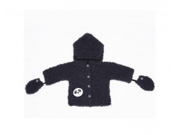 Kit manteau & moufles 1 à 9 mois - Bergère de France