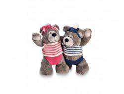 Kit ours à la plage bleu ou rose - Bergère de France