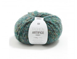 Fil Fashion Artifice Chunky - 28% Polyamide 24% Acrylique 18% Alpaga 12% Coton - Rico