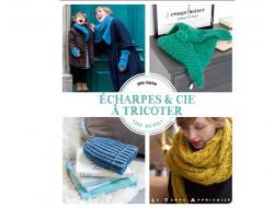 Écharpes & Cie à tricoter - Mlle Sophie