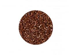 Perles de rocaille baguette 2 mm - Cuivre