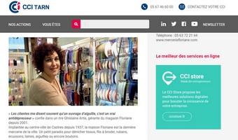 REPORTAGE CCI