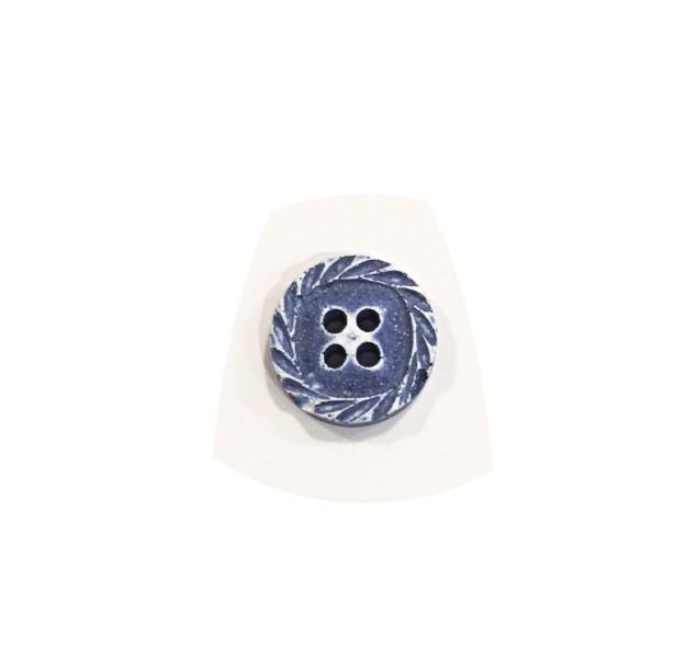13 mm - spirale bleu
