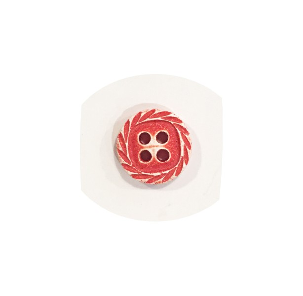 11 mm - spirale rouge