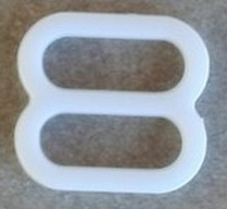8 mm Blanc