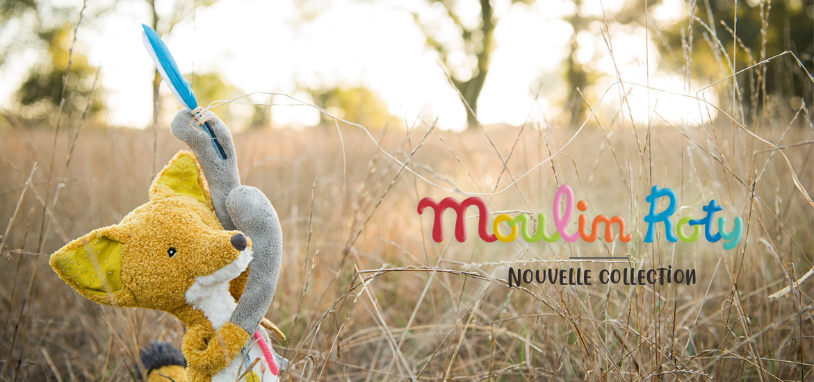 Nouvelle collection Moulin Roty