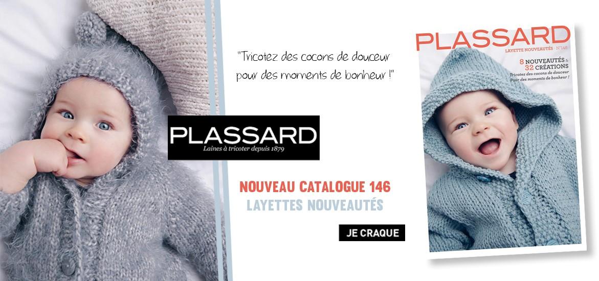 Catalogue 146 Layette nouveautés - Laines Plassard